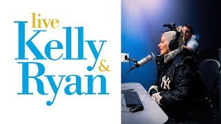 * NEW INTERVIEW* Christina Aguilera - Live With Kelly And Ryan