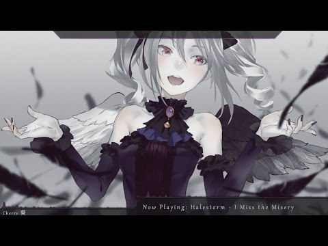 Nightcore - I Miss The Misery