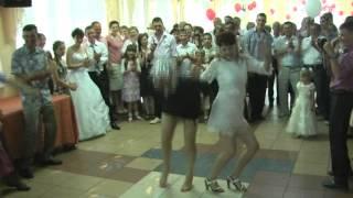 """Свадьба.Гости зажигают!!! """"Звёзды эстрады""""пародии"""
