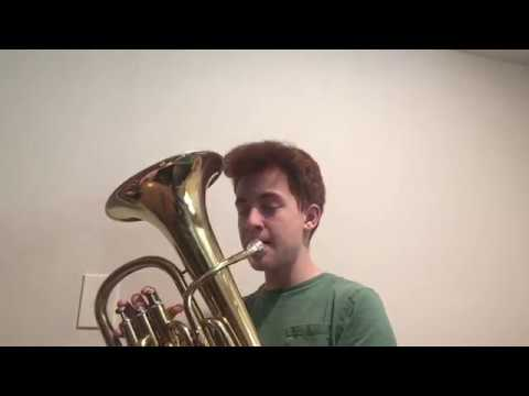 "Monti's ""Czardas"" on Baritone Horn"