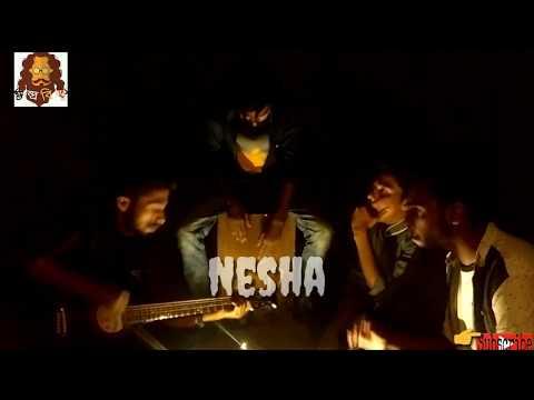 'নেশা'(Nesha) By ব্যান্ড চন্দ্রবিন্দু || Lyric || Tune || Vocal By Arman Alif