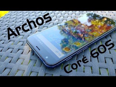 Un SMARTPHONE 18/9 BORDERLESS à moins de 150€ ! Test Archos Core 60s