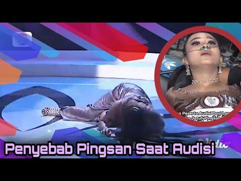 Dhea Perwakilan Lampung Pingsan Saat Audisi Lida 2021