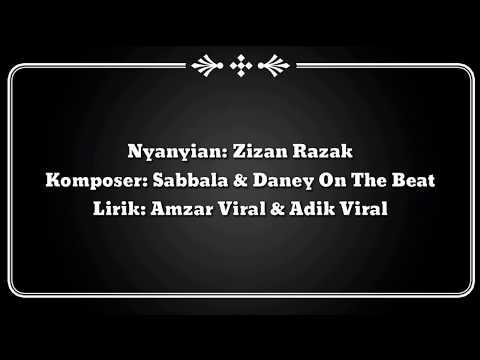 Kaki Licik - Zizan Razak  (lyrics video)