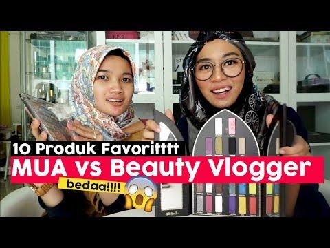 10 Produk Makeup Favorit MUA vs Beauty Vlogger | Feat. Imahim
