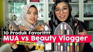 Download Video 10 Produk Makeup Favorit MUA vs Beauty Vlogger | Feat. Imahim MP3 3GP MP4