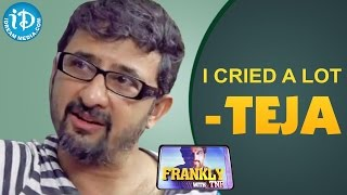 I Cried a Lot - Director Teja || Talking Movies with iDream
