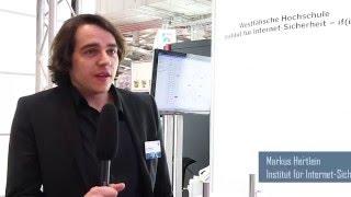 Trends in der IT-Sicherheit auf der CeBIT 2016 (Expertenkommentar Markus Hertlein)