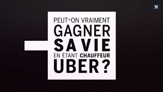 Peut-vraiment gagner sa vie en étant chauffeur Uber ?