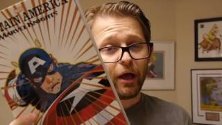 Marvel Comics Review: Mosaic, Black Widow, Captain America: Marvel Knights