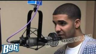 Drake on his image after Degrassi (teenage tv show) and what his ideal dating type is
