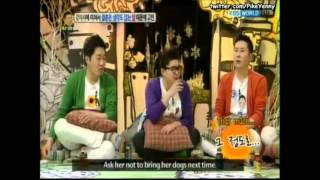 SHINee Minho can solve every women's problems! (eng sub)