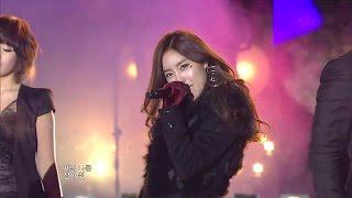 【TVPP】T-ara - T.T.L (Listen2) (with Supernova), 티아라 - 티티엘 (리슨2) (with 초신성) @ 2009 KMF Live