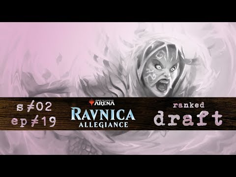 radio Kyoto s02 ep19 | Ravnica Allegiance Draft | MTG Arena