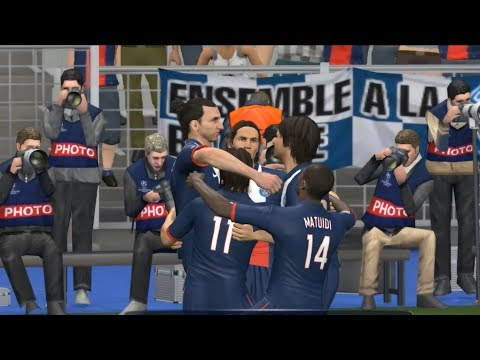 PSG vs Chelsea UEFA Champions League 02/04/2014 Pes 2014 Preview