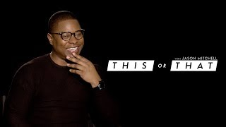 THIS/THAT: The Mustang Edition with Jason Mitchell