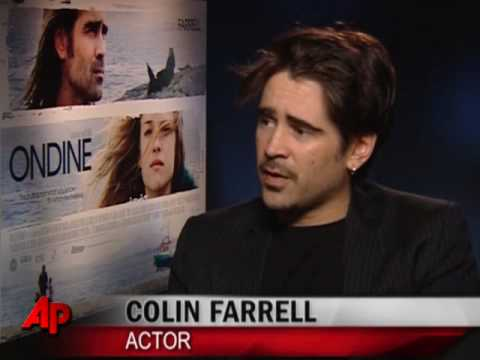 Farrell Falls in Love for Real in 'Ondine'