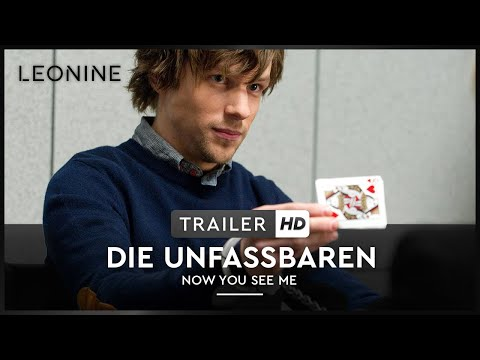 DIE UNFASSBAREN - NOW YOU SEE ME | Trailer | Deutsch
