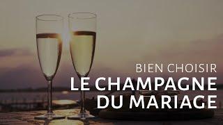 Choisir le champagne du mariage [Dentelle TV #15]
