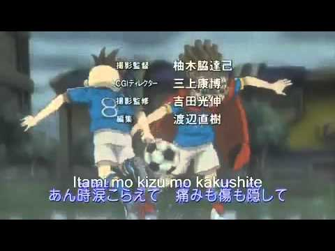 Inazuma Eleven (super once) Opening 4.vob