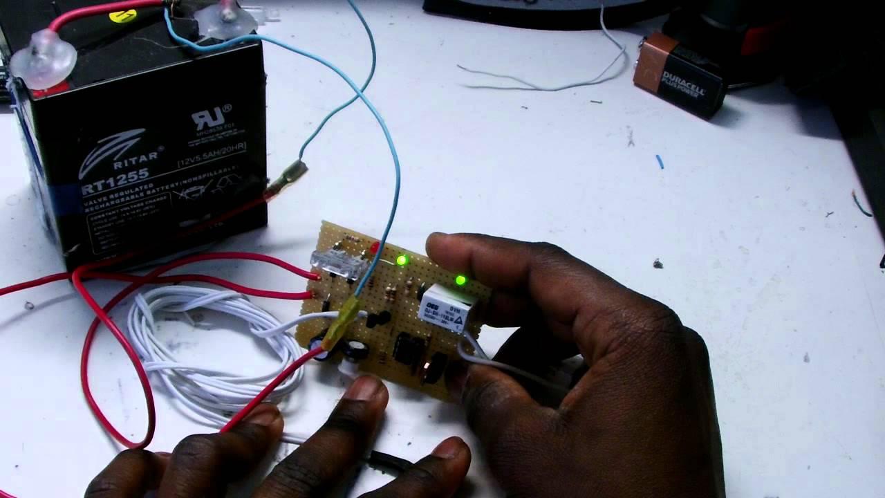 automatic car headlight sensor youtube automatic headlight wiring [ 1280 x 720 Pixel ]