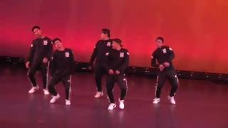 2016 0626:  FRONTIN' FUTURE:  TOHS Alumni guest performance for the incredible Aspire Dance Studio