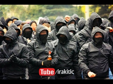 FOOTBALL HOOLIGANS 2016! / Part 2