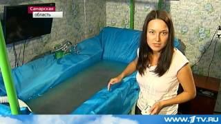 Многофункциональная кровать для инвалидов(Вместо до смерти надоевшей кровати -- целый комплекс, включая тренажеры и ванну. Бывший врач из Самарской..., 2012-08-14T08:12:16.000Z)
