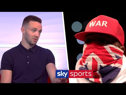 Josh Taylor on why he's main event over Derek Chisora!