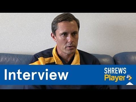 INTERVIEW | Paul Hurst First Interview - Town TV
