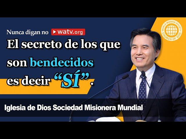 Nunca digan no | IDDSMM, Iglesia de Dios, Ahnsahnghong, Dios Madre