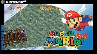 Der böse Chat und der arme Pinguin | Super Mario 64 | #003