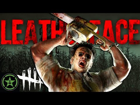 Let's Play - Dead by Daylight: Leatherface