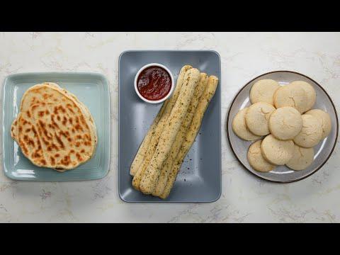 Recipe gluten free bread dough
