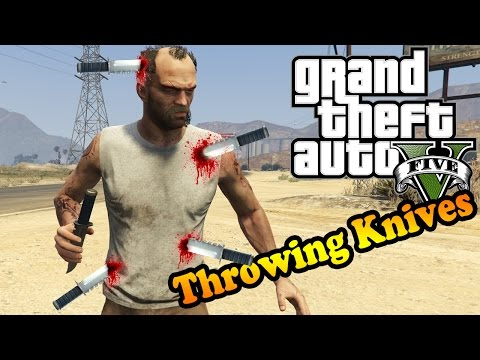 Throwing Knives 1.1