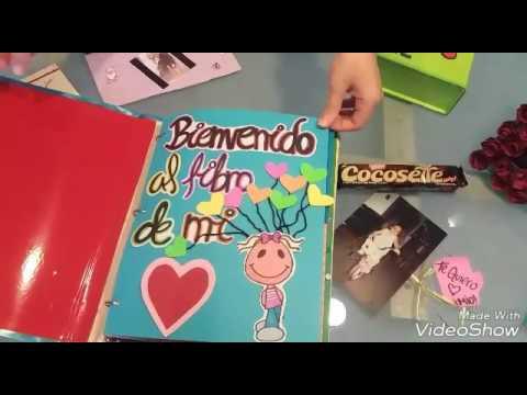 Libro Para Mi Novio Un Amor A Distancia Youtube