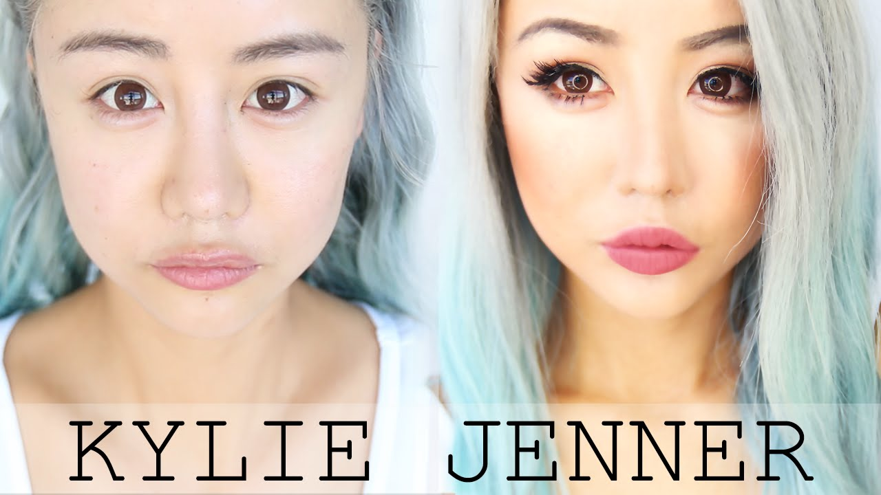 Asian Kylie Jenner Makeup Transformation Tutorial For ...