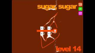 Sugar, sugar lvl 12- 19 walkthrough commentary