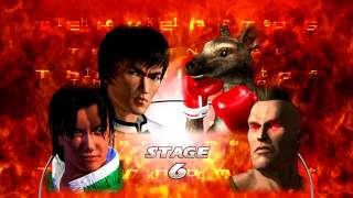Tekken Tag Tournament HD (PlayStation 3) Arcade as Law/Lei
