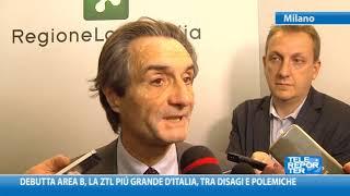 Debutta Area B, la Ztl più grande d'Italia, tra disagi e polemiche