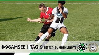 Video Gol Pertandingan Udinese vs Hannover 96
