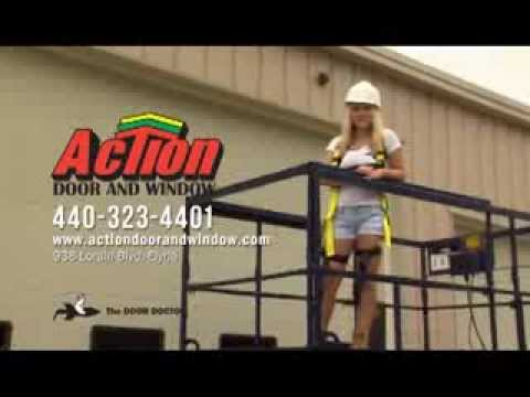 Action Door And Windows Scissor Commercial