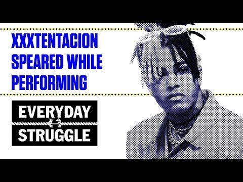 XXXtentacion Knocked Out  What Now?  Everyday Struggle