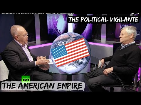 On Hedges, Kinzer, & The Birth of American Empire — The Political Vigilante