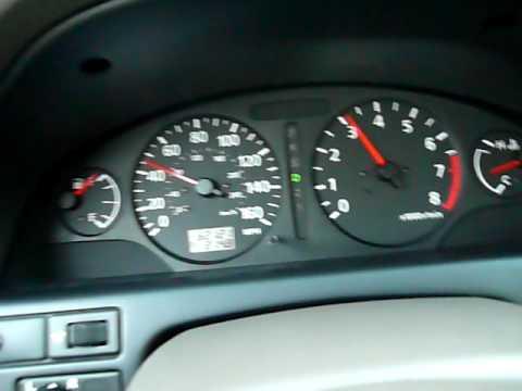 2000 Nissan Maxima 0-50