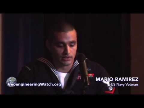 US Military Veteran Courageously Speaks Out About Geoengineering And Government Tyranny