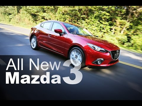 動感於型 All-New Mazda 3 搶先試駕