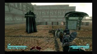 Fallout 3 Unique Weapons - Mothership Zeta - MPLX Novasurge thumbnail