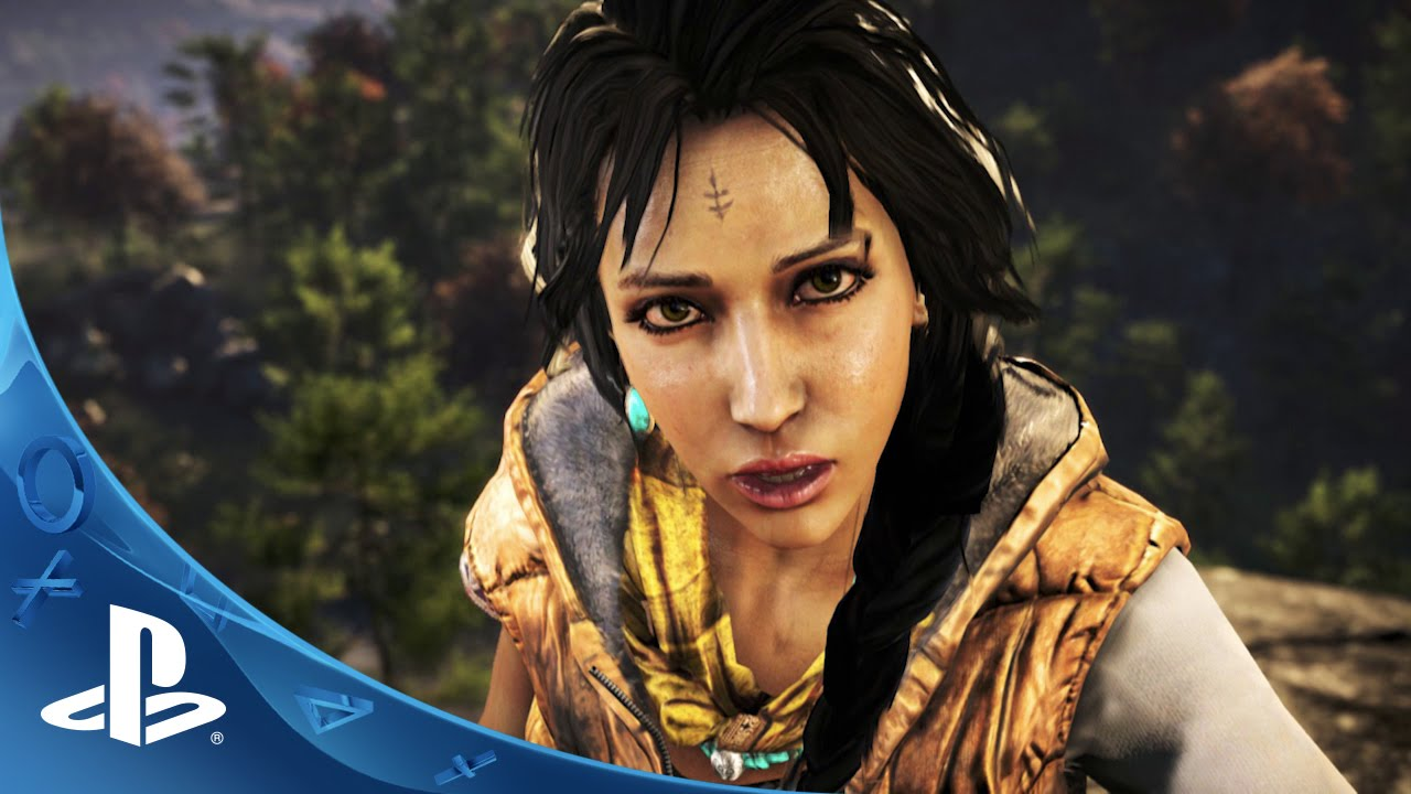 Far Cry 4 Story Trailer Ps4 Ps3 Youtube