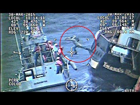 CRAZIEST U.S. Coast Guard Operations